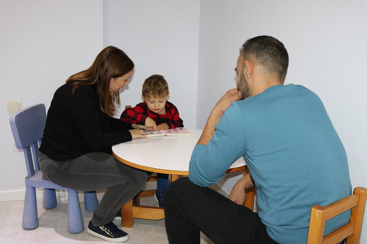 Servicio de Atención Terapéutica de ASNIMO